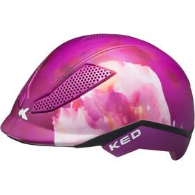 KED Pina Lapset Pyöräilykypärä , vaaleanpunainen